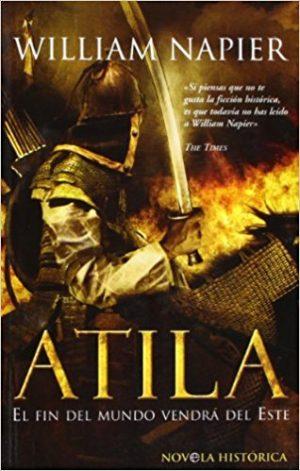 Atila, de William Napier (Novelas históricas sobre Roma)