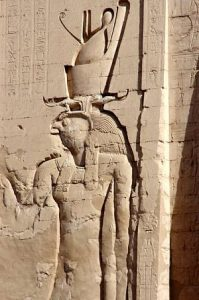 Bajorrelieve egipcio