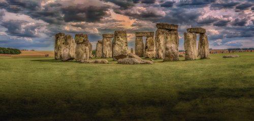 Cabecera de Novelas Históricas recomendadas (Círculo de piedras de Stonehenge)