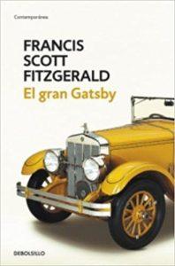 El Gran Gatsby, de Francis Scott Fitgerald (Novelas históricas del siglo XX)