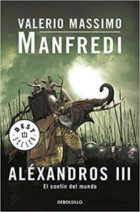 El confín del mundo, de Valerio Massimo Manfredi (Novelas históricas sobre Grecia)