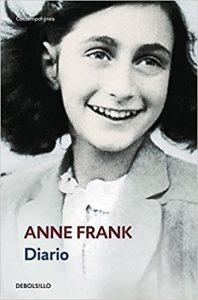 El diario de Anne Frank (Novelas históricas sobre el Holocausto)