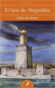 El faro de Alejandría, de Gillian Bradshaw (Novelas históricas para adolescentes)