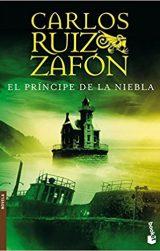 El príncipe de la niebla, de Carlos Ruiz Zafón (novelas históricas adolescentes)