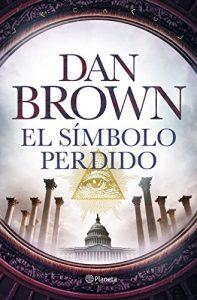 El símbolo perdido, de Dan Brown (novelas históricas de misterio)