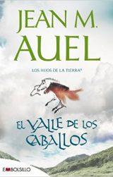 El valle de los caballos, de Jean Auel (Novelas históricas de la Prehistoria)