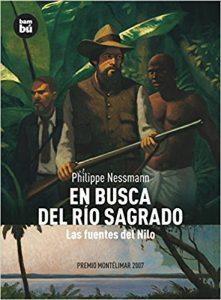 En busca del río sagrado, de Philippe Nessmann (Novelas históricas para adolescentes)