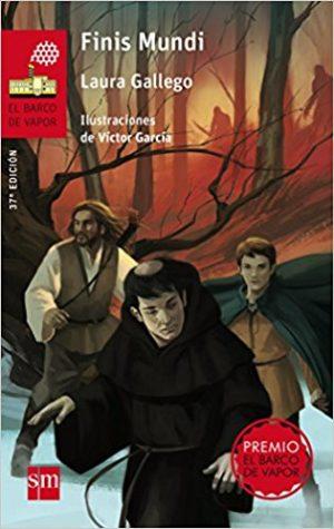 Finis Mundi, de Laura Gallego (Novelas históricas adolescentes)