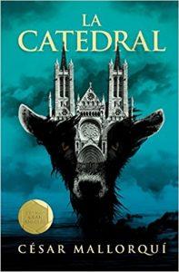 La catedral, de César Mallorquí (Novelas históricas para adolescentes)