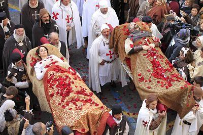 Las bodas de Isabel de Segura en 2018 (representación de La leyenda de los amantes de Teruel)