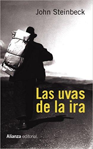 Las uvas de la ira, de John Steinbeck (Novelas históricas del siglo XX y la Gran Depresión)
