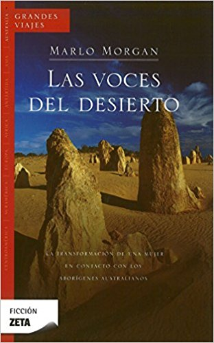 Las voces del desierto, de Marlo Morgan (Novelas históricas prehistóricas)