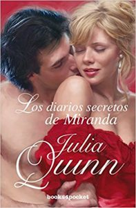 Los diarios secretos de Miranda, de Julia Quinn (Novelas históricas románticas)