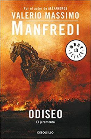 Odiseo, de Valerio Massimo MAnfredi (Novelas históricas sobre Grecia)