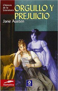 Orgullo y prejuicio, de Jane Austen (Novelas históricas románticas)