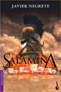 Salamina, de Javier Negrete (Novelas históricas sobre Grecia)