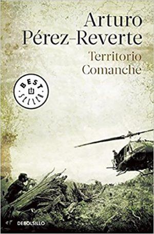 Territorio comanche, de Arturo Pérez-Reverte (Novelas históricas en el conflicto de Yugoslavia)