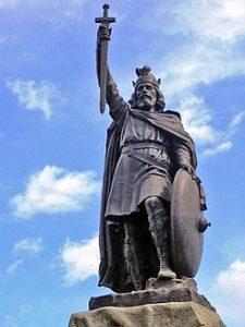 Alfredo el Grande, el rey de El último reino