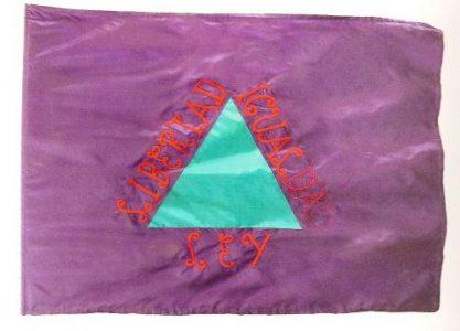 Bandera liberal de Mariana Pineda
