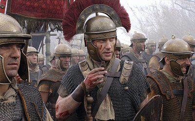 Centurión de la legión romana