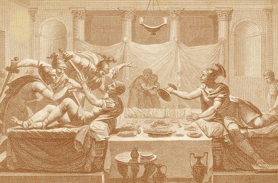 El asesinato de Quinto Sertorio
