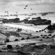 ➨¿En qué consistió el desembarco de Normandía? El día D