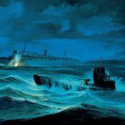 ᐓEl hundimiento del Wilhelm Gustloff, el mayor naufragio de la historia