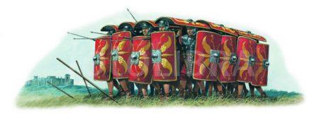 Formaciones militares romanas