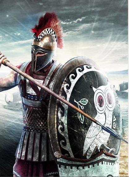 Hoplita ateniense