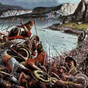 ⚔El sacrificio de Leónidas en la batalla de las Termópilas