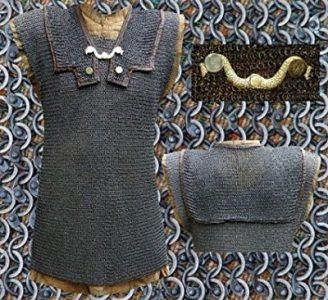 Lorica hamata de la legión romana en época republicana