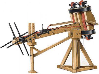 Máquinas de guerra de la legión romana
