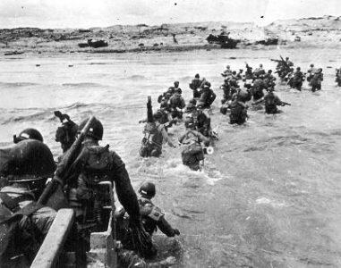 Playa Utah en el desembarco de Normandía del 6 de junio_opt