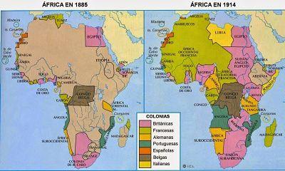 Colonialismo e imperialismo en el siglo XIX