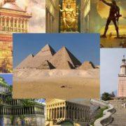 😱 ¿Sabías que solo queda una de las 7 maravillas del mundo antiguo?