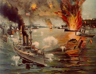 El imperialismo americano en el siglo XIX