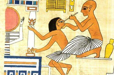 Oftalmología y medicina en el Antiguo Egipto