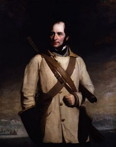 Robert McClure participó en el rescate de la expedición Franklin y descubrió el Paso del Noroeste