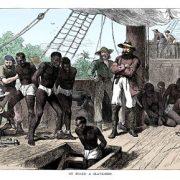 ⚭ El comercio de esclavos africanos en América en la Edad Moderna