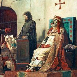 El sínodo del terror: juicio al papa Formoso