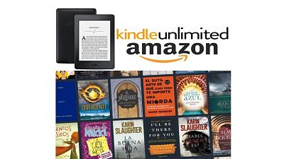 Kindle Unlimited Amazon