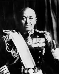Nagumo era el comandante de portaaviones durante la batalla de Midway