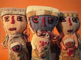 Muñecas Chancay